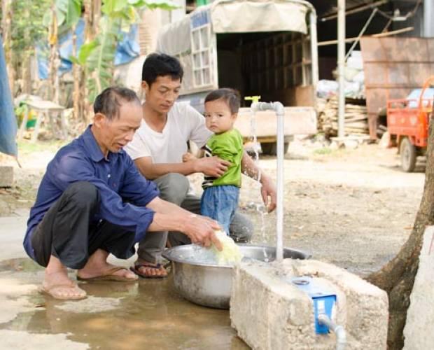 Duy trì sự bền vững trong tiếp cận nước sạch