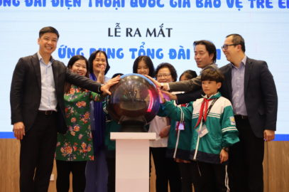NR: Microsoft sponsors VND 5.4 billion in developing applications to support child protection in Vietnam