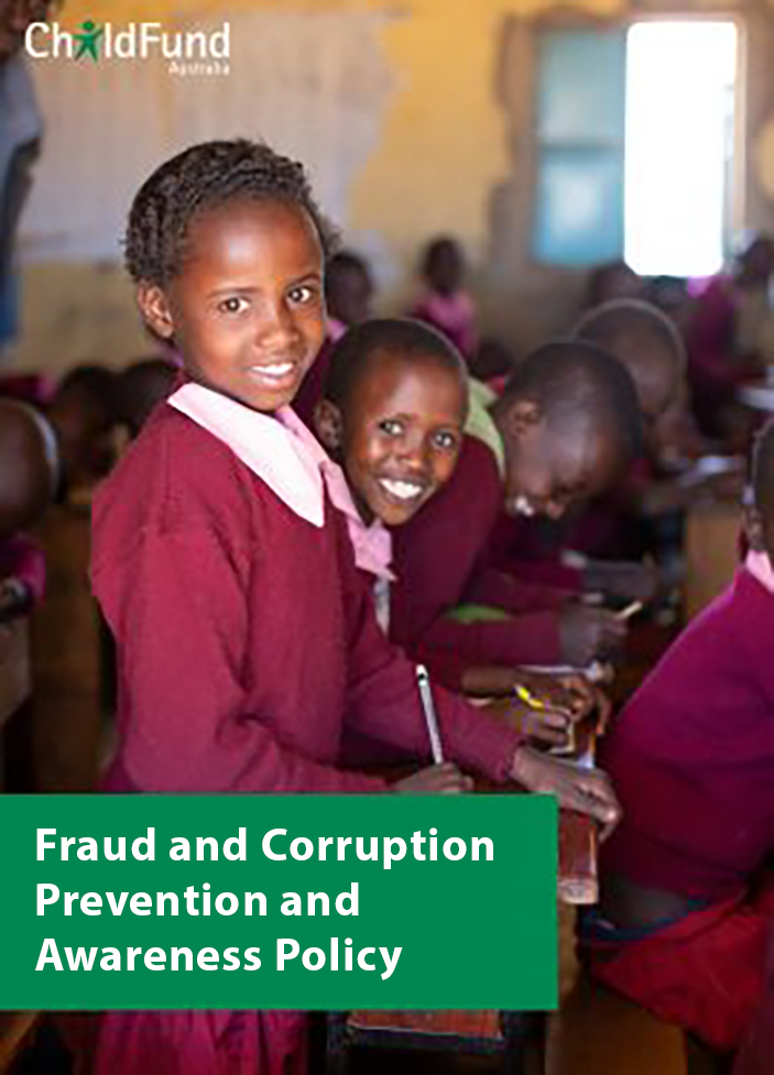 Fraud and Corruption Prevention and Awareness Policy