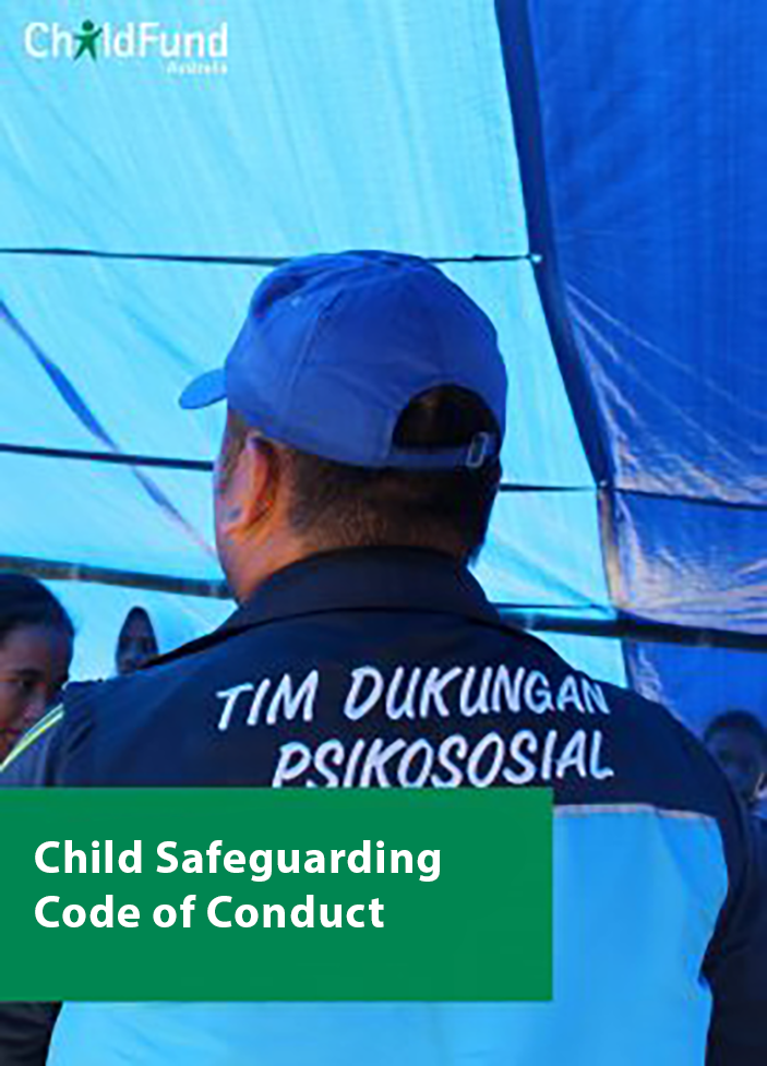 Child Safeguarding Code of Conduct
