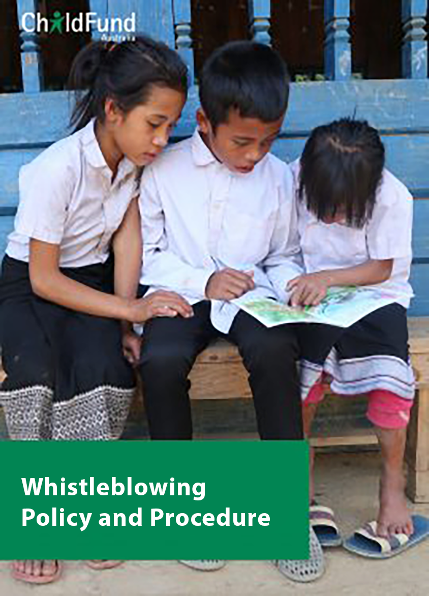 Whistleblowing policy and procedure