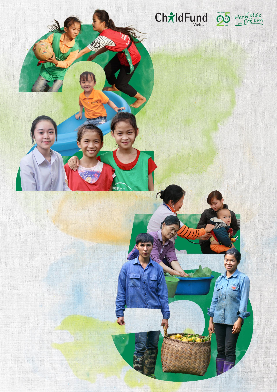 25 năm ChildFund Việt Nam