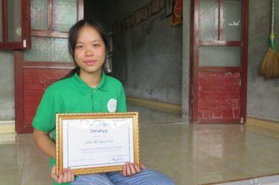 Reaching full potential – The story of Khanh Van